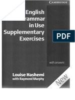 4 English Grammar in Use - Supplementary Exerc