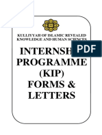 Kirkhs Internship Program Book