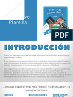 Instrucciones Plantillas Power Point