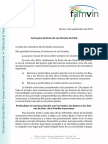 [ESP] Superior General para la Familia Vicenciana - fiesta SVP 2018