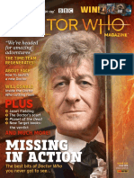 Doctor Who Magazine - Issue 525 (June 2018)