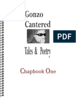 Gonzo Cantered Tales and Poetry