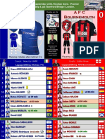 Premier League week 4 180901 Chelsea - Bournemouth 2-0
