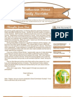Jun 2010 Family Newsletter, Northeastern District Christian and Missionary Alliance
