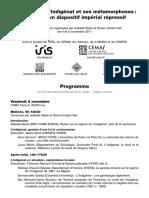 Programme Indigenat 4b