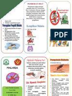 Leaflet Malaria