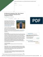 Bridging the Integration Gap_ Gap Analysis for Your JD Edwards EnterpriseOne Integration Project