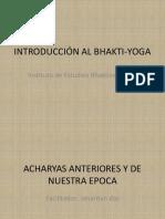 Introducción Al Bhakti-yoga iI