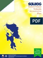 SULHOG-EV Yolanda Reconstruction Plan