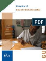 suivi evaluation