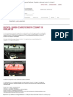 Reparador Fiat Ducato - Líquido de Arrefecimento Coolant 11 x Coolant UP