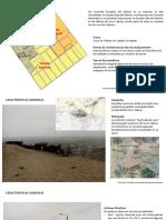 Trama y Características del cerro Cabras