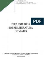 10 Estudios Literatura de Viajes
