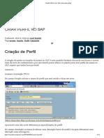 Criar Perfil No Sap _ Marcolin's Blog