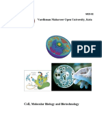 Cell, Molecular Biology and Biotechnology