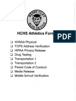 student-athletic-forms-packet