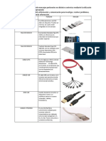 Cable o Conector