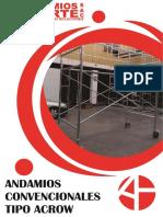 MANUAL DE INSTRUCCION DE ANDAMIOS CONVENCIONALES - ANDAMIOS FUERTE SAC.docx