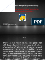 BSNL Internship