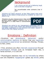 Emotion Final