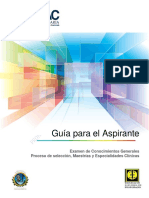 Guia Para El Aspirante Cg-17.2 2018-2019