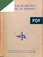 APOSTILAS DE DIDÁTICA ESPECIAL DE DESENHO - 1958.pdf