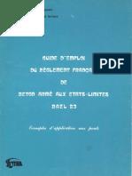 Applications OA BAEL83