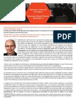 Interview de Gérard Pinot - Grand Témoin 2018 - 2019 du cursus de formation à la démarche de programmation urbaine Aptitudes Urbaines
