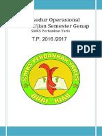 Pos Ganjil 2016