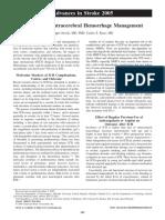 Advances in Intracerebral Hemorrhage Management - Seppo Juvela