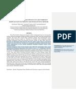 3. Analisis Spasial Perubahan Penggunaan Lahan