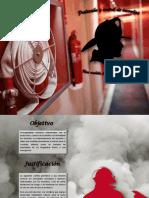 Cartilla protección y control de incendios