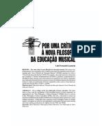 Por uma critica à nova filosofia da educaçao musical.pdf