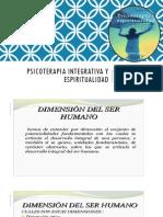PSICOTERAPIA INTEGRATIVA Y ESPIRITUALIDAD.pptx