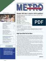 METRO Business Journal - October 2010