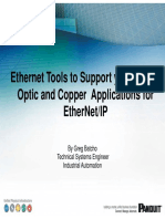 Ethernet tools to support optic and copper applications