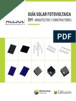 Guia SOLAR FOTOVOLTAICA BIM Arquitectos y Constructores