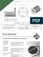 Filter Specification B129
