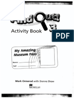 Find Out Activity Book 3