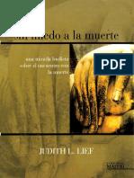 Sin miedo a la Muerte - Judith L. Lief.pdf