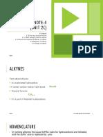 Lecture Note-5 (Unit 2C)