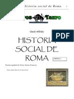 Alfoldy, Geza - Historia Social de Roma (Parte 2)