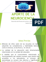 Aporte de La Neurociencia