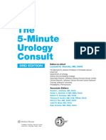 5 Minute Urology Consult, The - Gomella, Leonard G. [SRG].pdf