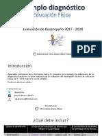 Ejemplo Diagnóstico Educación Física
