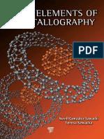 Teresa Szwacka, Nevill Gonzalez Szwacki-Basic Elements of Crystallography