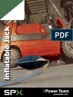 Inflatable Jacks Tech Brochure