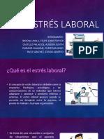 Estrés Laboral Ppt