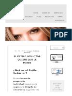 El Estilo Seductor quiere que le mires - Domingo Delgado-1.pdf