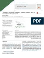 Efectos Tóxicos de Los Iones de Zinc en La Kinesina - Causa Molecular Potencial Del Transporte Intracelular Alterado